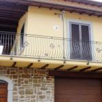 Parapetto per balcone